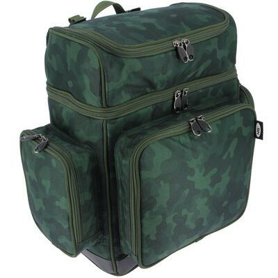 NGT Batoh XPR Rucksack Dapple Camo 50 l (FLA-RUCKSACK-XPR-CAM) - 1