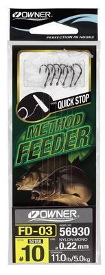 Owner hotové návazce Method Feeder - 1