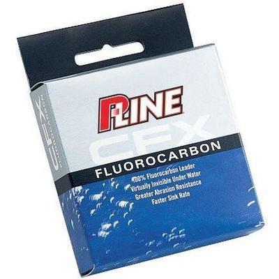P-Line fluorokarbon CFX Fluorocarbon Leader 0,42 mm 20 lb (750186211) - 1