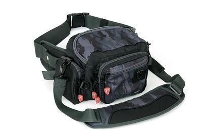 Fox přívlačová taška Rage Voyager Camo Deluxe Belt (NLU048)