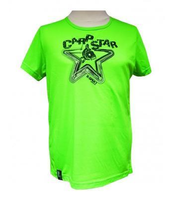 R-Spekt dětské tričko Carp Star fluo green - 1