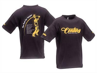 Sportcarp tričko Century černé