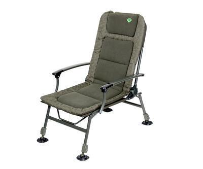 CarpPro rybářské křeslo Diamond Lux Chair (CPHD7217) - 1