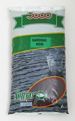 Sensas vnadící směs 3000 Club Gros Gardons (velká plotice) 1 kg (11322)