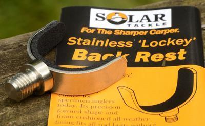 Solar nerezový klip na prut Lockey Back (CU01)