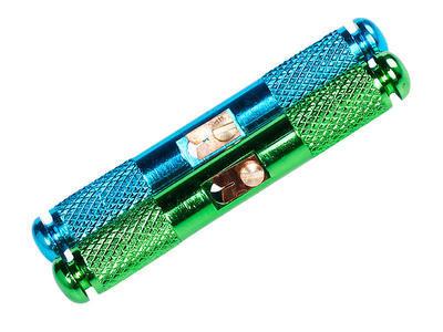 Sportcarp stahovač šňůrek zelený