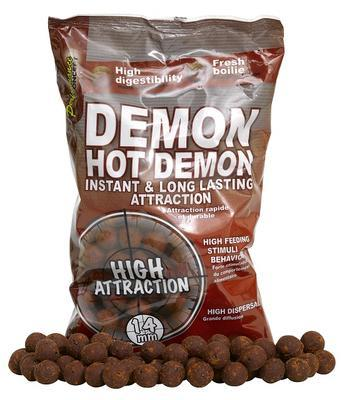Starbaits boilies Hot Demon