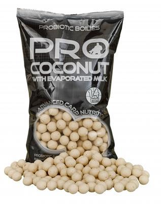 Starbaits boilies Probiotic Coconut