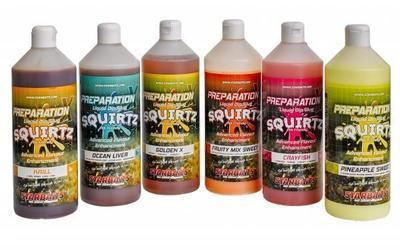 Starbaits booster Prep X Squirtz