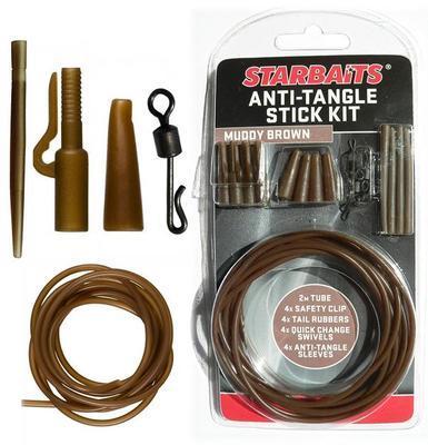 Starbaits set na montáž Anti Tangle Stick Kit zelená (09297)