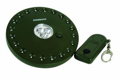 Starbaits světlo s dálkovým ovládáním Expert Bivi Light (92715) - 1