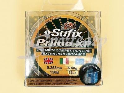 Sufix vlasec Primo XP 150 m 0,143 mm 1,9 kg
