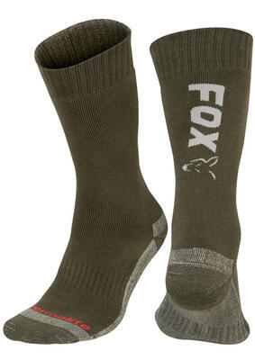 Fox termo ponožky Green/Silver Thermolite Long Socks