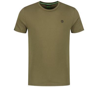 Korda tričko Kore Round Neck Tee Olive - 1