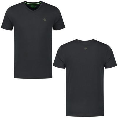 Korda tričko Kore V Neck Tee Black - 1