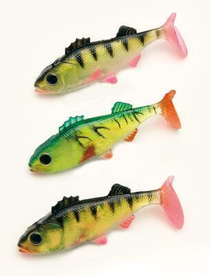 Behr gumová rybka Okoun (7556199)