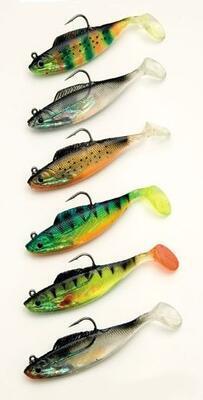 Behr gumové rybky - Soft Bait 12 cm, 24 g - 1