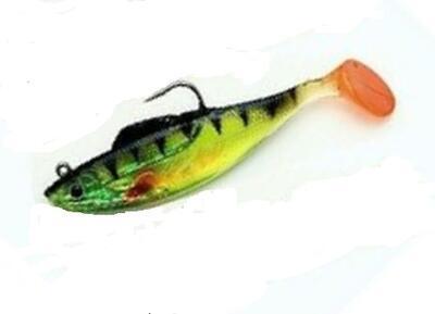 Behr gumová rybka Soft-Bait 8 cm, 16 g (7555250)