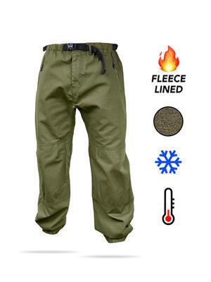 Fortis zateplené kalhoty Trail Pant Lined - 1