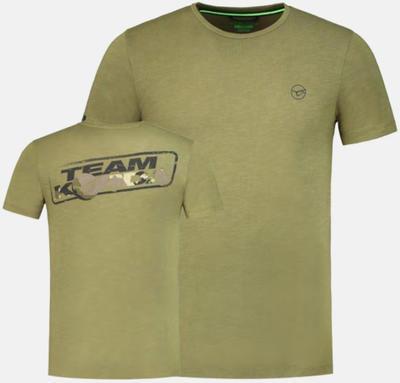 Korda tričko TK Olive T-Shirt - 2