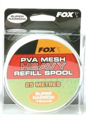 Fox náhradní PVA punčocha Super Narrow 10 m - 2