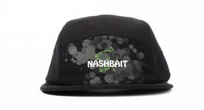Nash kšiltovka Nashbait Squad 5 Panel Cap (C5238) - 2