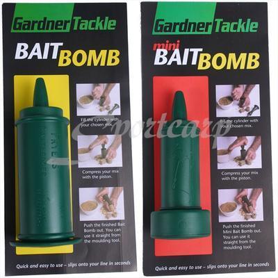 Gardner tvořič návnad Bait Bomb - 2