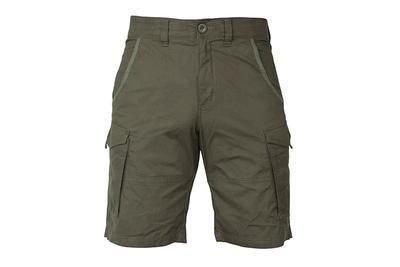 Fox kraťasy Collection Green & Silver Combat Shorts - 2