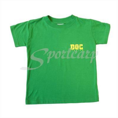 DOC triko dětské zelené - 2