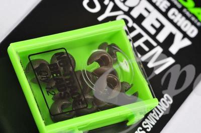 Korda set na montáž Leadcore Chod Safety Systém (KCSL) - 2