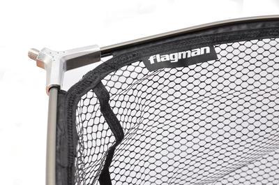 Flagman podběráková hlava Rubber 50 x 45 cm (MAO003) - 2