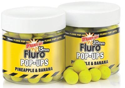 Dynamite Baits plovoucí boilies Pop-up Fluro - 2