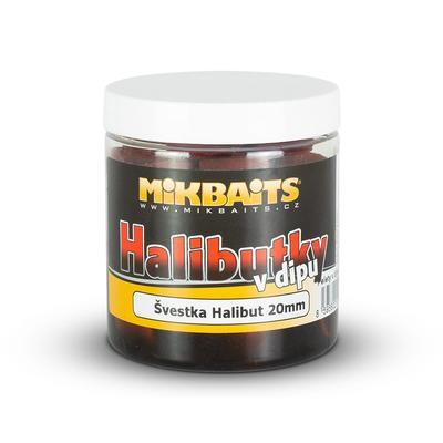 Mikbaits Halibutky v dipu 250 ml - 2