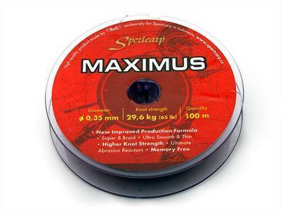 Sportcarp odhozová šňůra Maximus 0,29 mm 50 lb (22,7 kg) - 2