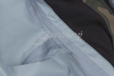 Fox nepromokavé kalhoty Chunk 10K Hydro Salopettes - 2