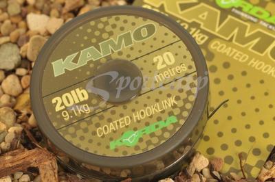 Korda ztužená šňůrka Kamo Coated Braid - 2