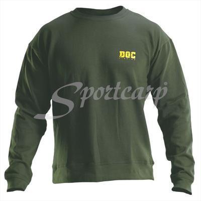 DOC mikina Triathlon zelená - 2