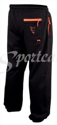 Fox tepláky Black Orange Lightweight Joggers - 2