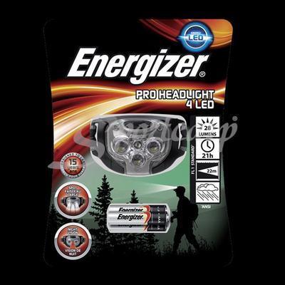 Energizer čelovka Headlight 4 LED 3 x AAA - 2
