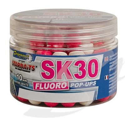 Starbaits plovoucí boilies Fluo SK30 - 2