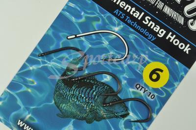 Carp R Us háčky Continental Snag Hook ATS - 2
