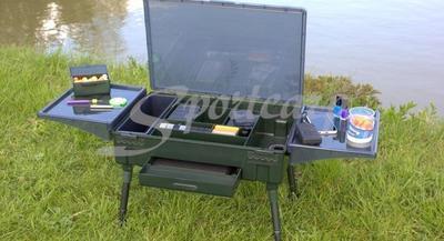 Nash přídavné stolečky Rig Station Side Tables (T0227) - 2