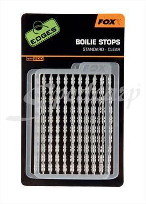 Fox zarážky na nástrahy Edges Boilie Stops - 2