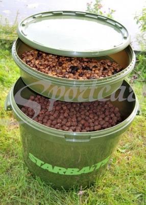 Starbaits kbelík Bucket 21 L (kbelík + vanička + víko) (06125) - 2