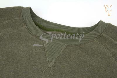 Fox mikina Chunk Crew Pouch Sweatshirt - 2