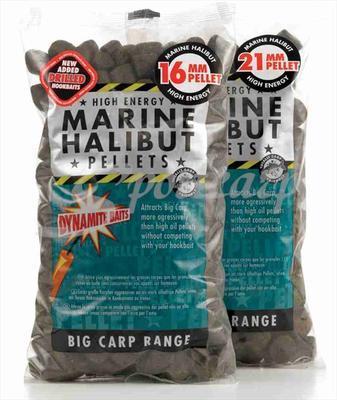 Dynamite Baits pelety Marine Halibut Pellets - 2