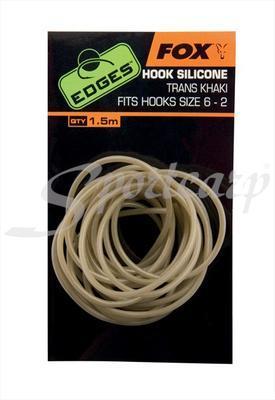 Fox silikonová hadička Edges Hook Silicone - 2