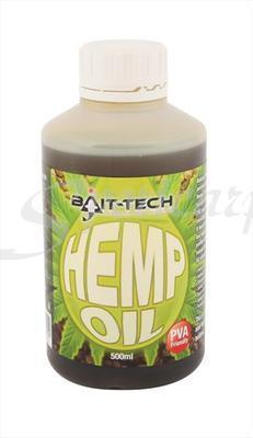 Bait-Tech tekutý olej - 2