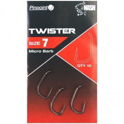 Nash háčky Pinpoint Twister - 2