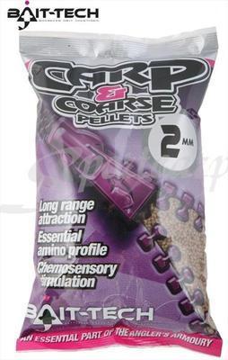 Bait-Tech pelety Carp & Coarse - 2